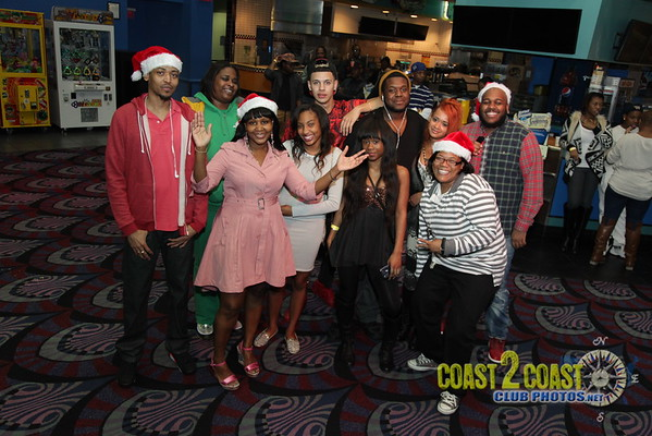 LINDEN MOVIE THEATER CHRISTMAS PARTY