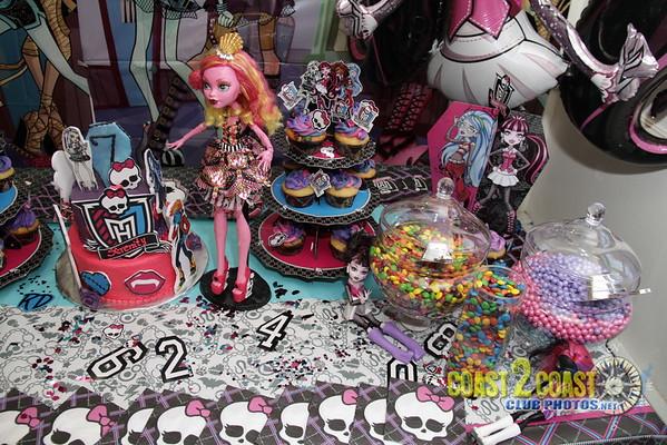 Screnity Birthday Party